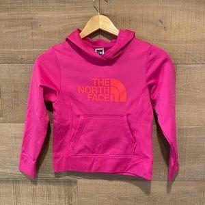 Hot pink NF hooded sweatshirt